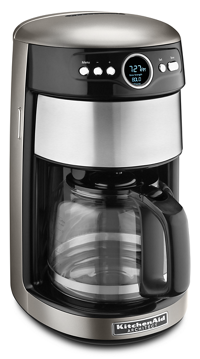 KitchenAid® 14 Cup Architect Glass Carafe Coffee Maker