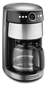 14 CUP COFFEE MAKER - GLASS